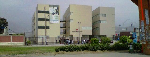 Universidad Privada del Norte (UPN) is one of lol.
