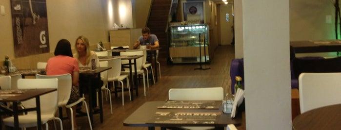 Oficina do Açaí is one of Cafet./Padarias/Sorveterias.