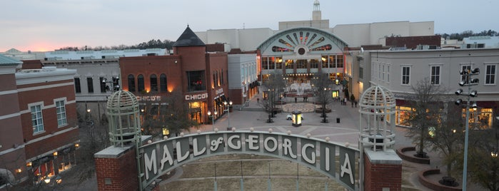 Mall of Georgia is one of Reading, Pa.