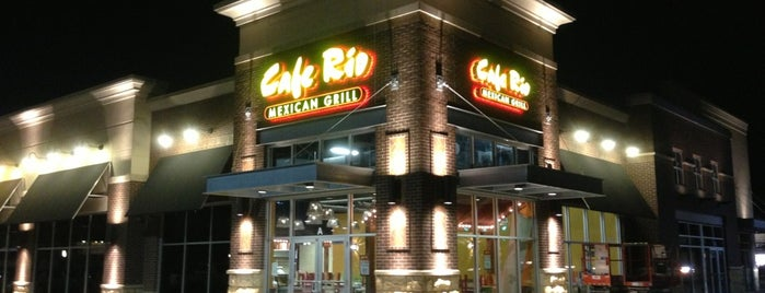 Cafe Rio Mexican Grill is one of Favorite Restaurants in Lone Tree, CO.