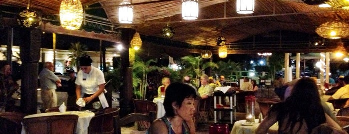 Tropicana Restaurant is one of The best Hotel bars in Cabo San Lucas..