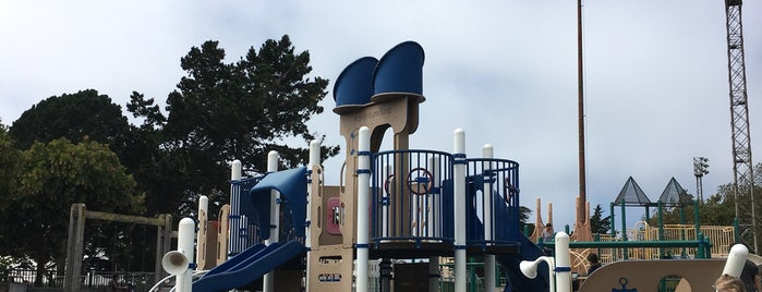 The Best Playgrounds In San Francisco - 15 of the worlds coolest playgrounds