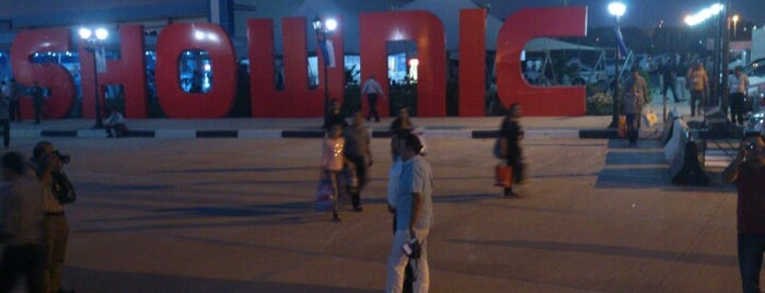 Erbil International Fair is one of my best places in Erbil.