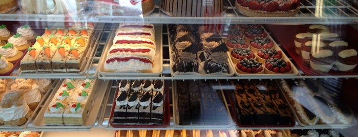 Colarusso's Bakery is one of CIA Alumni Restaurant Tour.