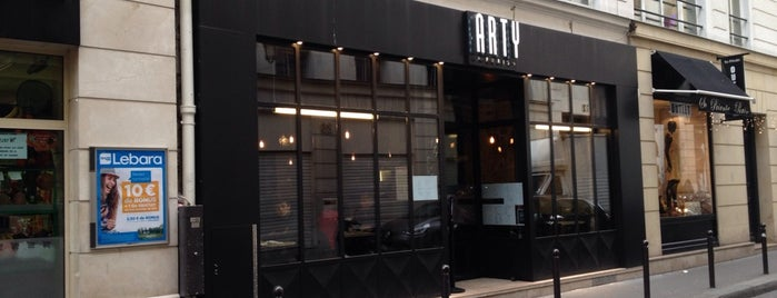 Arty is one of Best Burger in Paris.