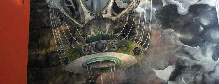Mural İstanbul Yeldeğirmeni Claudio Ethos is one of Art Galeries & Exhbitions in Istanbul.