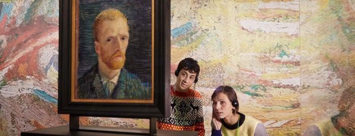 Van Gogh Museum is one of Funky Amsterdam.