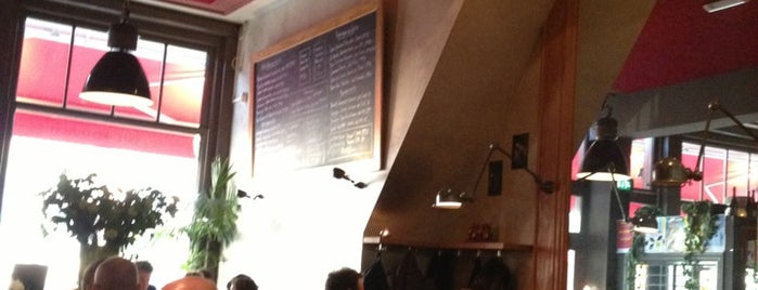 Café Restaurant Braque is one of Amsterdam.