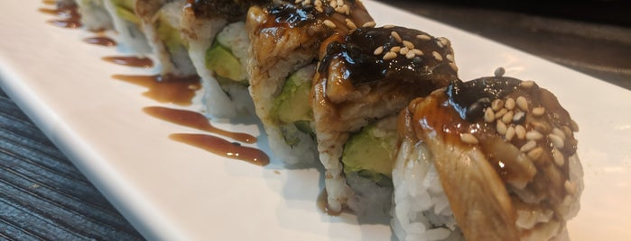 Urban Sushi Kitchen is one of Amazon Campus (SLU) Lunch Spots.
