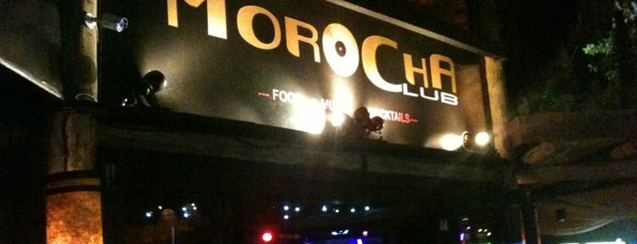 Morocha Club is one of Places.