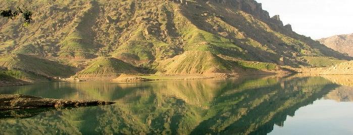 Dez Dam Lake | دریاچه سد دز is one of Iran Natural Venues | جاذبههای طبیعی ایران.