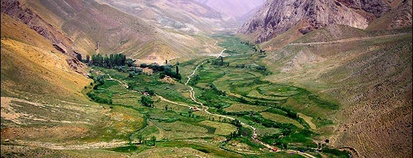 Tangeh Vashi | تنگه واشی is one of Iran Natural Venues | جاذبههای طبیعی ایران.