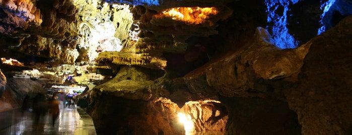 Ali-Sadr Cave | غار علی صدر is one of Iran Natural Venues | جاذبههای طبیعی ایران.