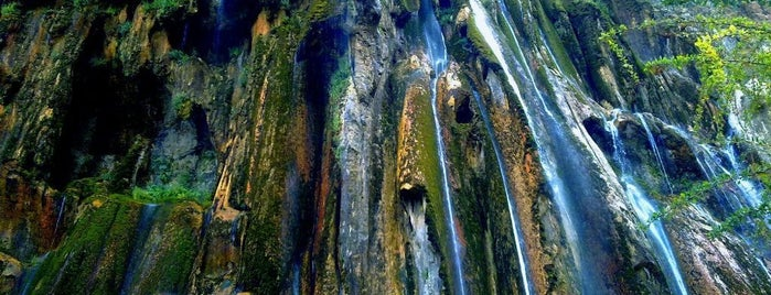 Maregoon Waterfall | آبشار مارگون is one of Iran Natural Venues | جاذبههای طبیعی ایران.