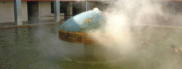 Ramsar Hot Springs | آب گرم رامسر is one of Iran Natural Venues | جاذبههای طبیعی ایران.