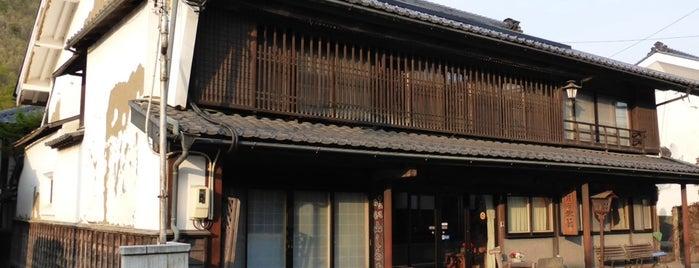 御宿 山城屋 is one of 201405_中山道.