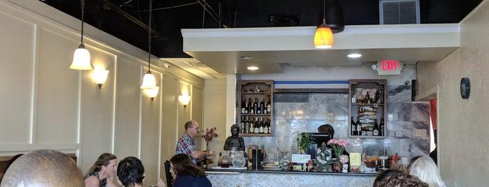 Thai Bistro is one of Cafés and Restaurants.