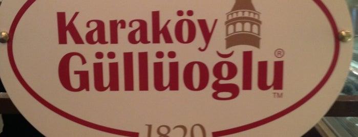 Karaköy Güllüoğlu Üretim Tesisi is one of Mekan!.