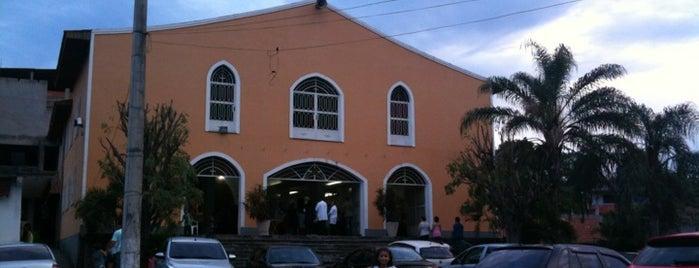 Paróquia São Brás is one of Vicariato Oeste [West].
