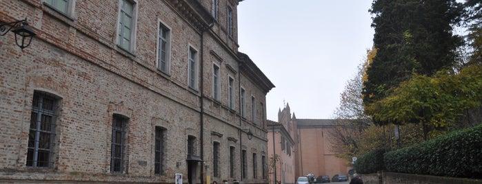 Castello di Magliano Alfieri - Museo del Gesso is one of Alba e Langhe.