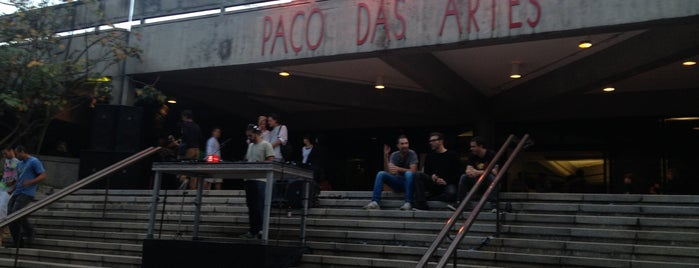 Paço das Artes is one of #IHeartSãoPaulo.