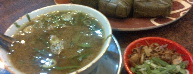 Aroma Coto Gagak is one of Food Territory.