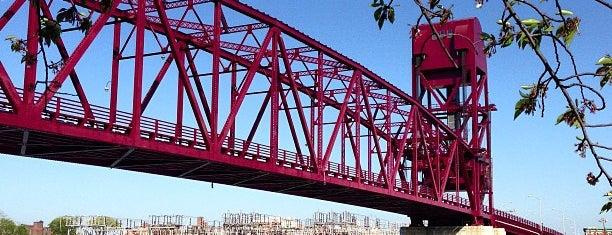 Roosevelt Island Bridge is one of NYC Dept of Transportation Bridges.