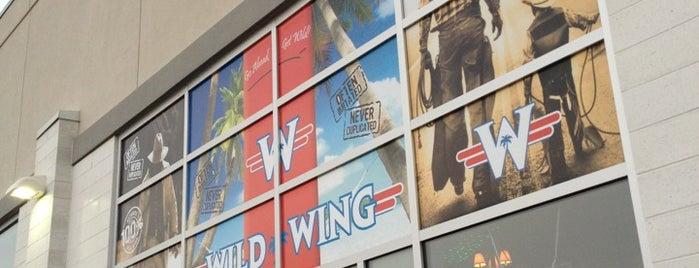 Wild Wing is one of Nom nom in GTA.