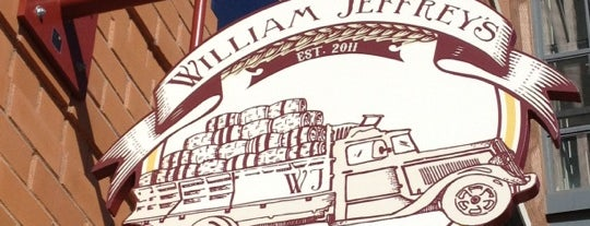William Jeffrey's Tavern is one of Best of Arlington.