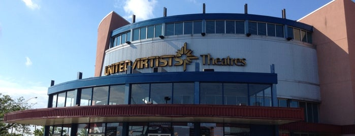 United artist movie theater oxford valley