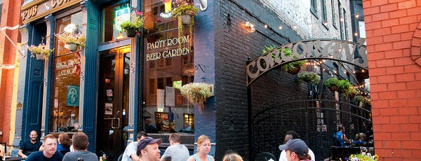 Corcoran's Grill & Pub is one of Chicago.