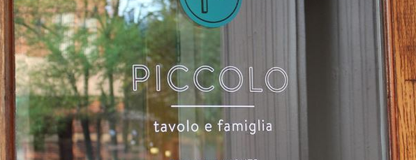 Piccolo is one of Portland ME Eateries.