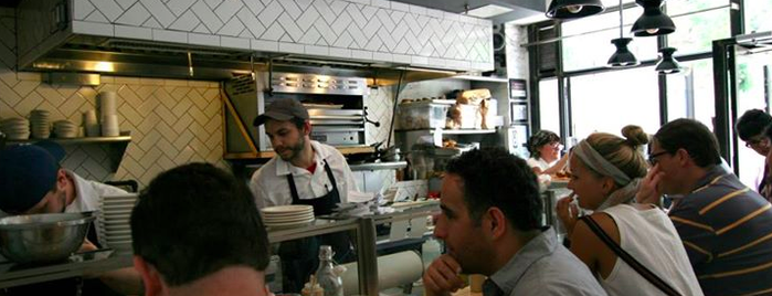 Mile End Delicatessen is one of Eater 38 - Essential NYC Restaurants.