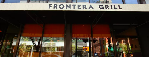 Frontera Grill is one of The 38 Essential Chicago Restaurants, Winter 2017.