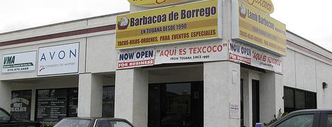 Aqui es Texcoco is one of San Diego Eater 38.