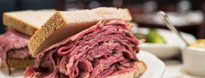 2nd Ave Deli is one of 50 Awesome Late Night Restaurants In NYC.