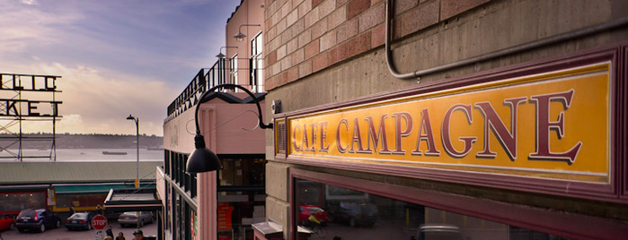 Cafe Campagne is one of Seattle Eater 38.