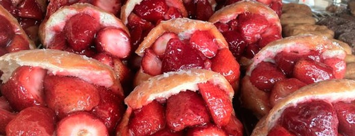 The Donut Man is one of LA's Most Delectable Doughnut Shops.