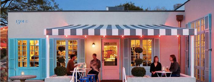 Elizabeth St. Café is one of Austin Eater 38.