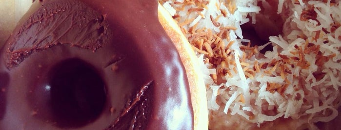 The Sycamore Kitchen is one of LA's Most Delectable Doughnut Shops.
