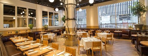General Assembly Restaurant & Bar is one of The New Yorkers: Ladies Who Lunch.