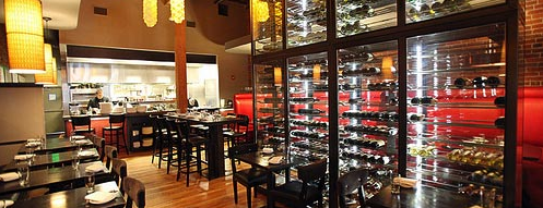TAG Raw Bar is one of Denver Eater 38.