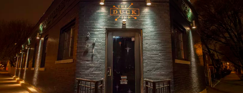 The Duck Inn is one of The 38 Essential Chicago Restaurants, Winter 2017.