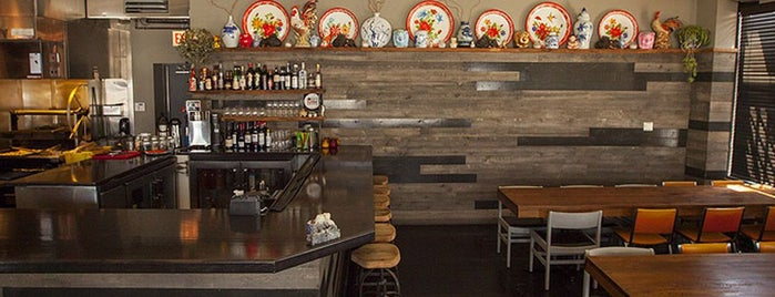 Fat Rice is one of Chicago's Best and Boldest Fusion Restaurants.