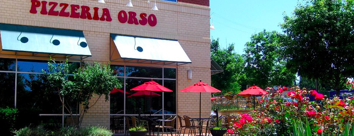 Pizzeria Orso is one of DC.