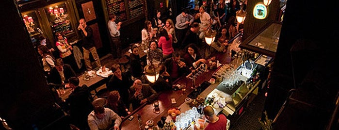 The Breslin Bar & Dining Room is one of 50 Awesome Late Night Restaurants In NYC.