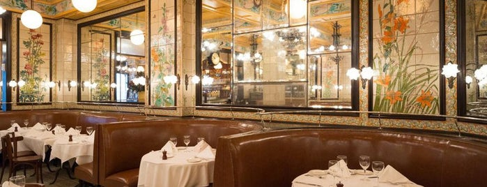 Augustine is one of 50 Awesome Late Night Restaurants In NYC.