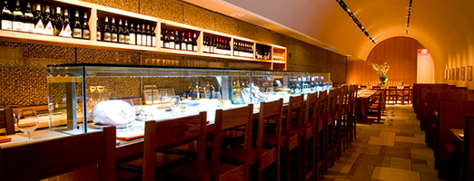 Bar Boulud is one of Eater 38 - Essential NYC Restaurants.