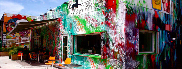Panther Coffee is one of The 38 Essential Coffee Shops Across America.