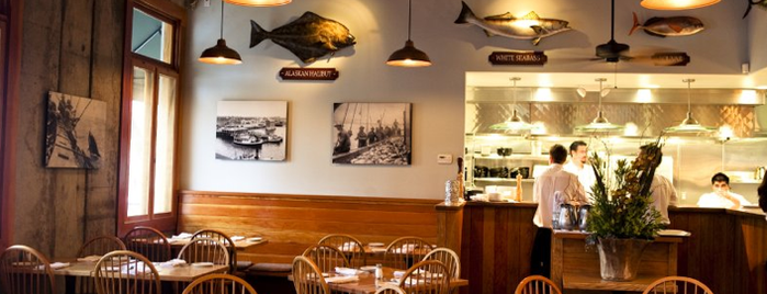 The Fishery is one of San Diego Eater 38.